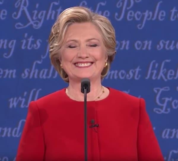 Hillary Shimmy