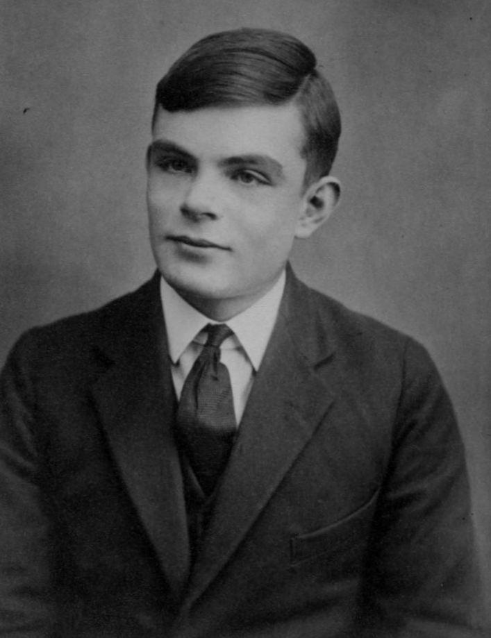 Alan Turing British gay pardon