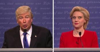 debate snl