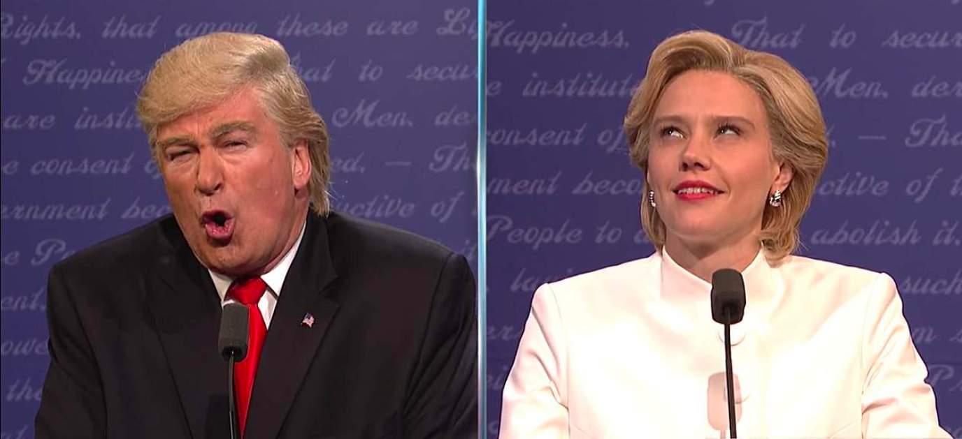 SNL presidential debate