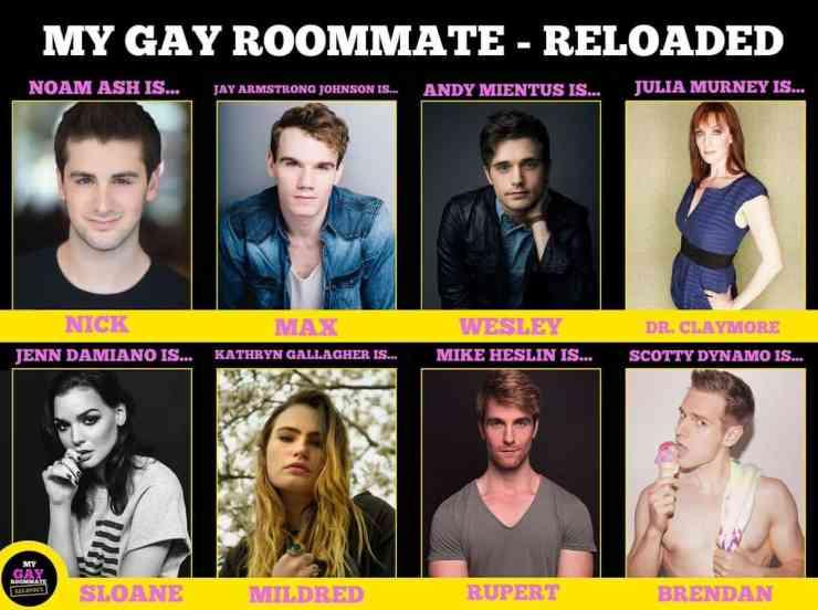 my gay roommate