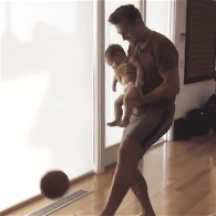 Robbie Rogers Shares Totally Adorable Video with Son Caleb – WATCH