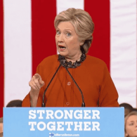 Hillary Clinton Says Marriage Equality, LGBT Rights are at Stake in this Election – WATCH