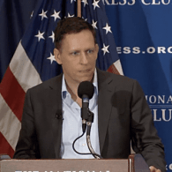Peter Thiel Hasn't Spoken with Trump About SCOTUS and LGBT Rights, Still Endorses Him – WATCH