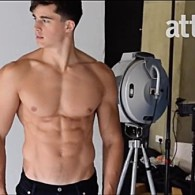 Math Teacher Pietro Boselli Adds and Subtracts Clothing with Attitude: WATCH