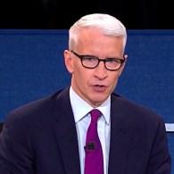 attack Anderson Cooper