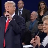 Trump and Clinton 'Dirty Dancing' Debate Duet Video Goes Viral: WATCH