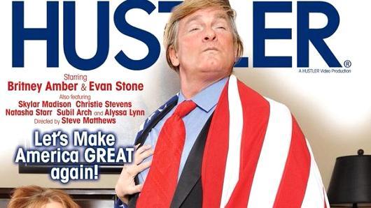 The Donald Hustler