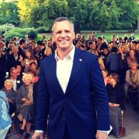 The US Ambassador to Denmark is a Reality TV Star. Now You Can Watch His Show