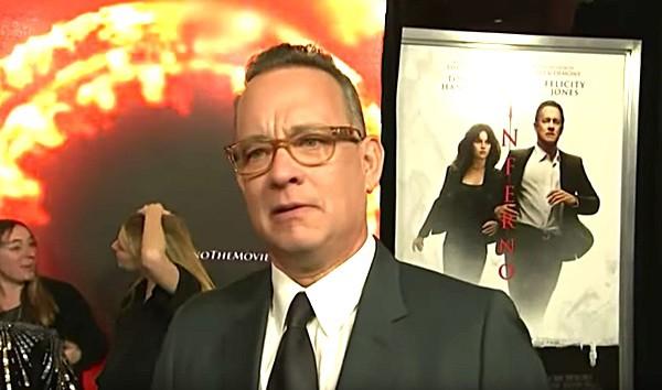Tom Hanks remake splash