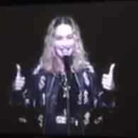 Madonna Promises to Blow Anyone Who Votes for Hillary Clinton: WATCH