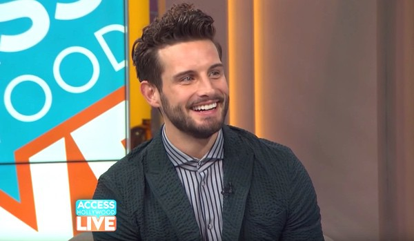 Nico Tortorella sexually fluid