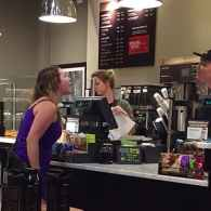 Trump Voter Behind This Week's Viral Racist Rant Also Had a Homophobic Tantrum in Peet's Coffee: WATCH