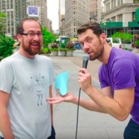 Gay Office Manager Takes Billy Eichner's Pointedly Topical 'Immigrants or Real Americans' Quiz: WATCH