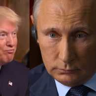 Trump Sides with Putin Over U.S. Intelligence Agency 'Hacks' on Election Meddling
