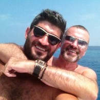George Michael's Lover Tweeted, Then Deleted a Link to This Gorgeous Unreleased Track: LISTEN
