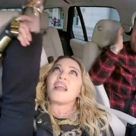 Madonna Strikes a Pose with James Corden for Carpool Karaoke: WATCH
