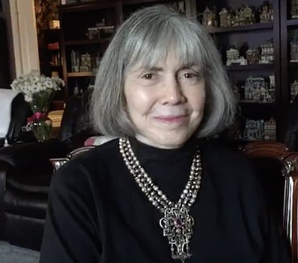 Anne Rice gay