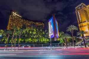 Wynn Las Vegas.