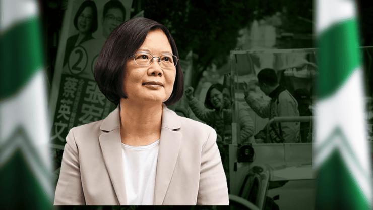 Tsai Ing Wen taiwan same-sex marriage