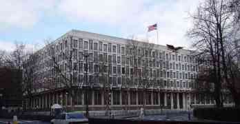 U.S. Embassy London