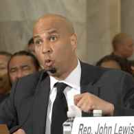 Cory Booker: Jeff Sessions Lacks the 'Courageous Empathy' to be U.S. Attorney General – WATCH