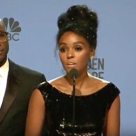Janelle Monae Denounces Kim Burrell, Anti-Gay Hate at Golden Globes: 'We All Bleed the Same Color'