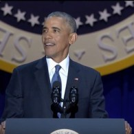 President Obama Delivers Farewell Address in Chicago: FULL VIDEO, TRANSCRIPT