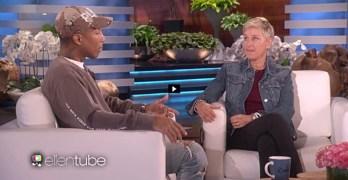 Pharrell Ellen