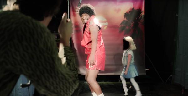 Sia Move Your Body mall portrait studio