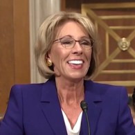 Senate Democrats Blast Betsy DeVos Campaign to Undermine Protections for LGBT Students