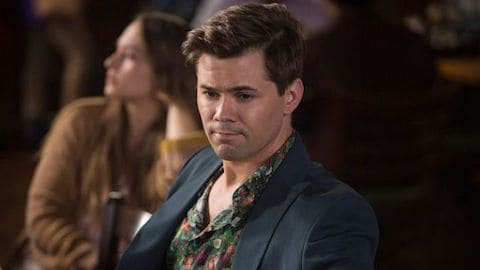 Andrew Rannells on Girls and more TV this week