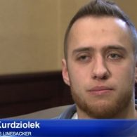 Catholic Illinois College Linebacker Comes Out as Gay: WATCH