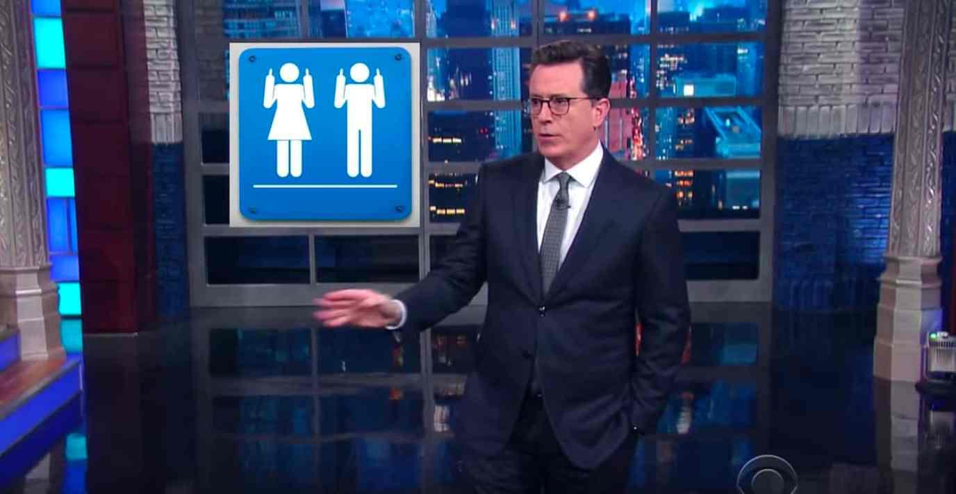 Colbert bathroom