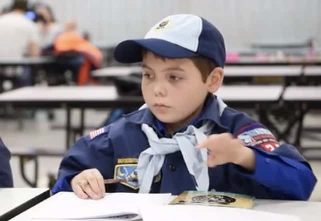 Joe MAldonado transgender boy scout