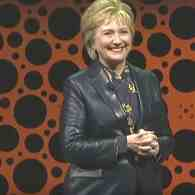 Hillary Clinton resist insist persist enlist