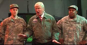 Trump alien invasion