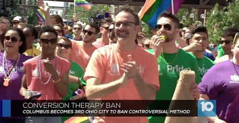 Columbus conversion therapy