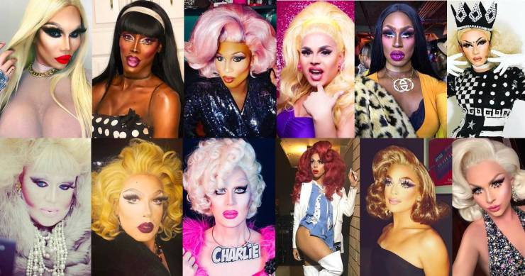 RuPauls Drag Race season 9 queens