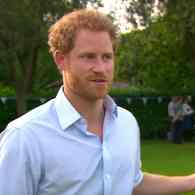 Prince Harry is Waxing His Chest