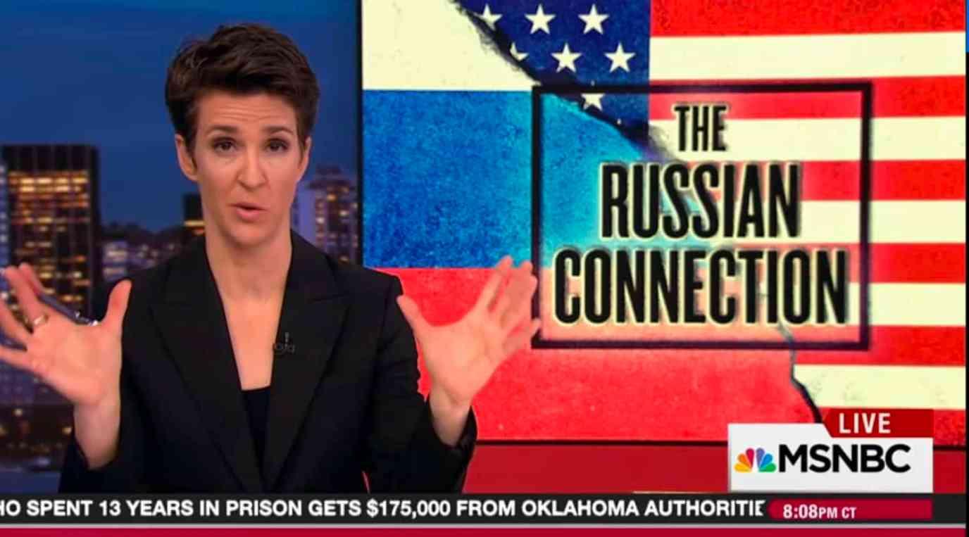 Wikileaks Rachel Maddow