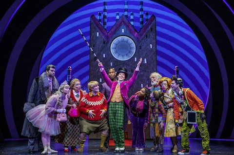 charlie chocolate factory musical