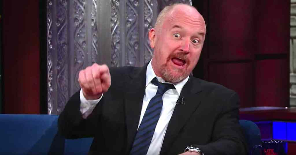 Louis C.K. nonbinary people