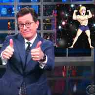 Stephen Colbert Mocks Vladimir Putin's Objection to Being Depicted as a Gay Clown: WATCH