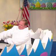 Melissa McCarthy's Sean Spicer is the Easter Bunny from Hell on SNL: WATCH