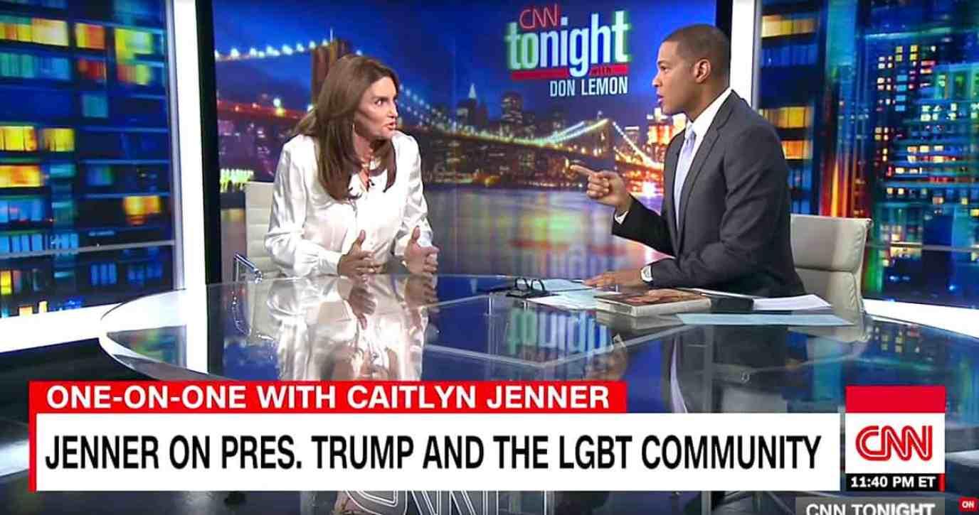 Don Lemon Caitlyn Jenner