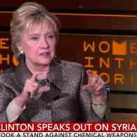 Syria Hillary Clinton