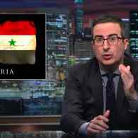 John Oliver Nails the Reason We Should Be 'Very, Very, Worried' About Trump's Activity in Syria – WATCH