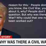 civil war trump