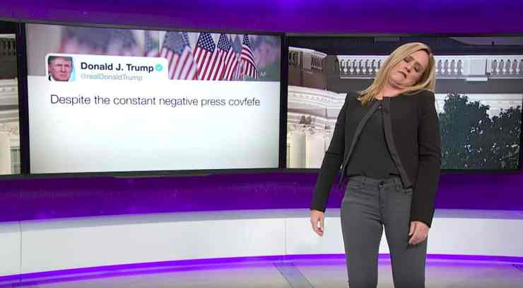covfefe samantha bee